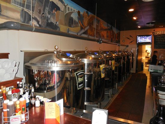 Boulder Dam Brewing Company : Beer
