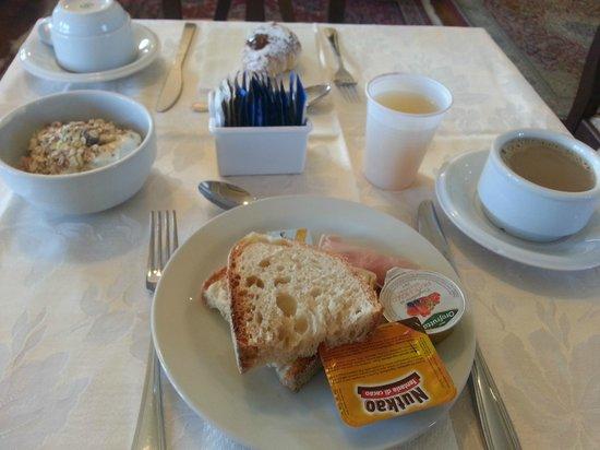 Hotel Stella : Café da manhã