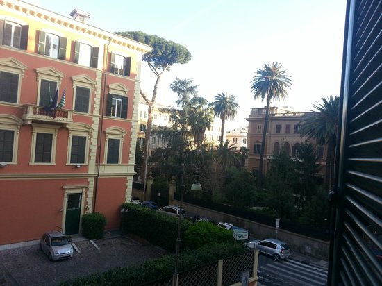 Hotel Stella : Vista