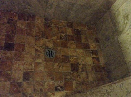 Hacienda Buenaventura Hotel & Mexican Charm All Inclusive : El baño muy descuidado