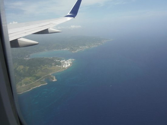 Sandals Montego Bay : Welcome to Jamaica