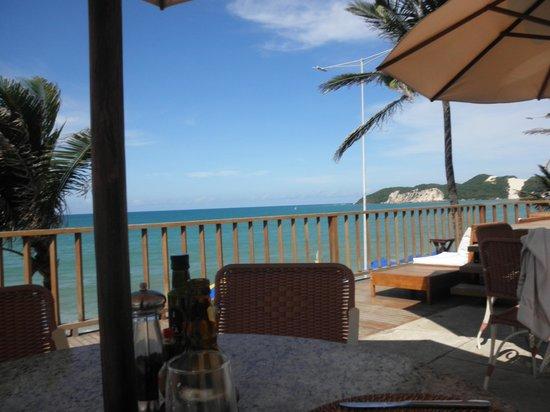 Manary Praia Hotel: Área da piscina