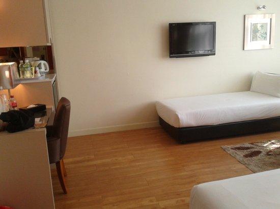 Hotel Sentral Georgetown: Spacious room