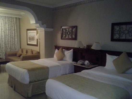 Gran Melia Golf Resort Puerto Rico : La habitación, súper cómoda.