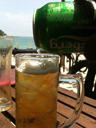 Coral Bay Resort, Pangkor : Daddys Cafe.