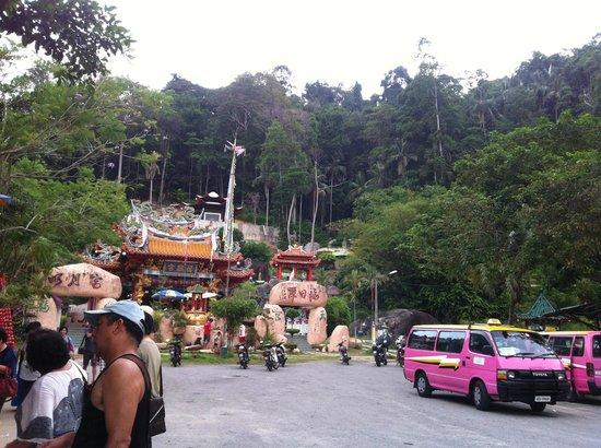 Coral Bay Resort, Pangkor : Chinese Temple