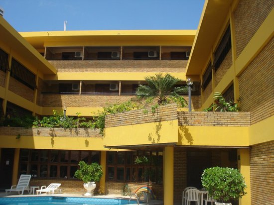 Hotel Pizzato Praia: Sol desde às 6h