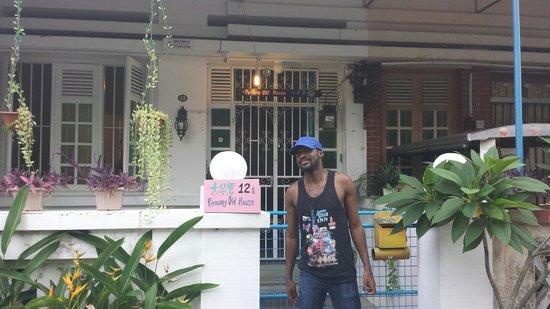 Penang Old House Homestay(B&B): Penang old house
