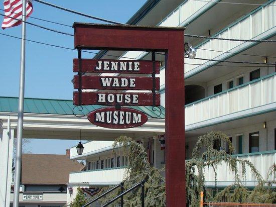 Jennie Wade House.
