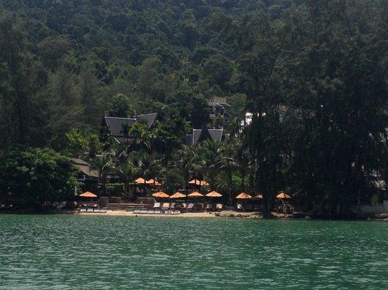 Amari Vogue Krabi: Vue hotel