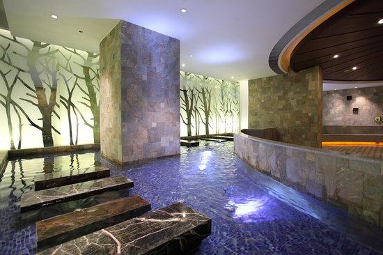 HJ International Hotel: Spring Spa