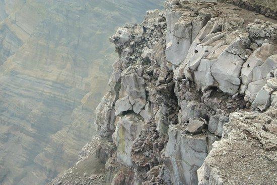 Masaya Volcano National Park: crater