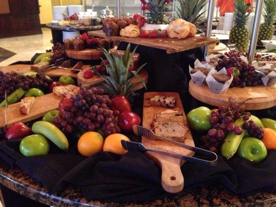 Hyatt Regency North Dallas/Richardson: Part of breakfast buffet