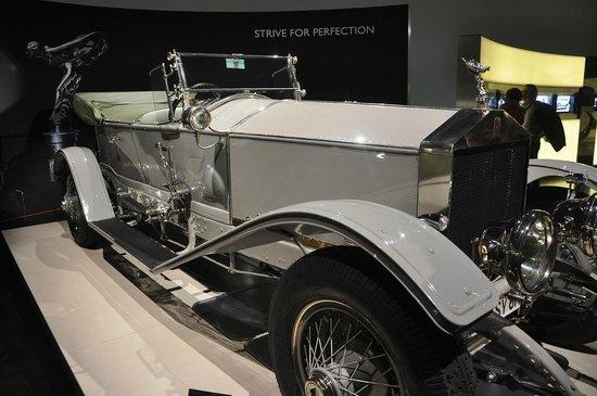 BMW-Museum: Rolls Royce