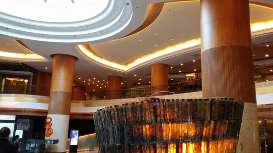 Swissotel Beijing Hong Kong Macau Center: Swissotel lobby
