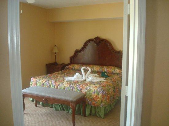 Summer Bay Orlando By Exploria Resorts : Master bedroom