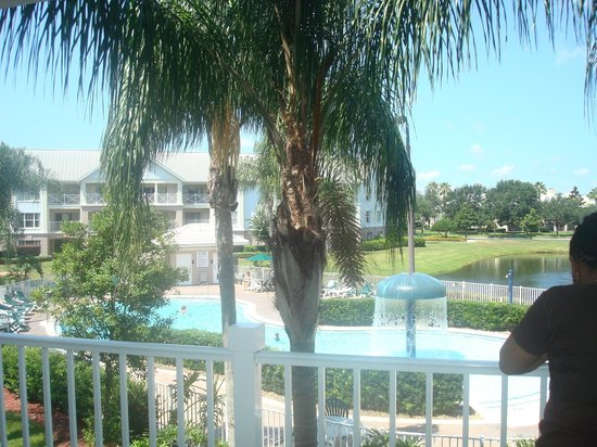 Summer Bay Orlando By Exploria Resorts : View From Patio
