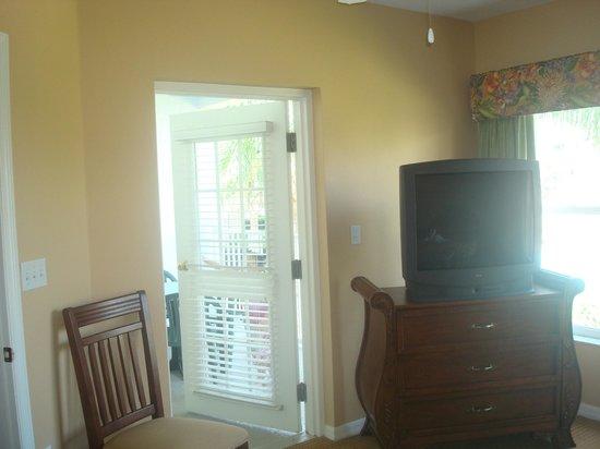 Summer Bay Orlando By Exploria Resorts : Patio Off Master Bedroom
