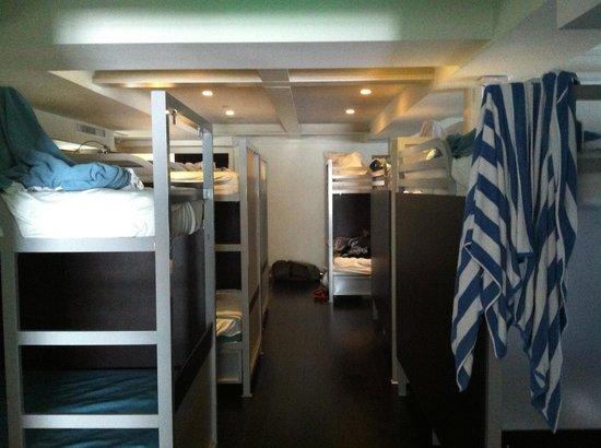 Posh South Beach Hostel Quarto Dos Fundos
