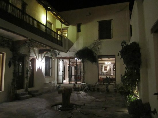El Cortijo Hotel Boutique: Courtyard