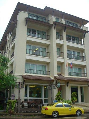City Inn Vientiane: 外観01