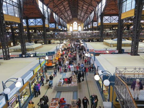 Central Market Hall : Market Hall view