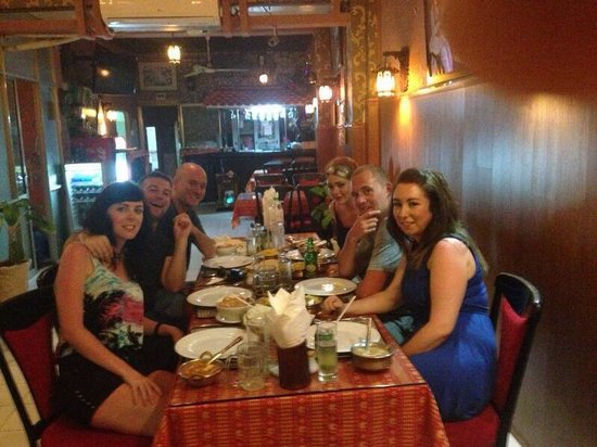 Omar's Tandoori cafe: Lovely meal at Omar's