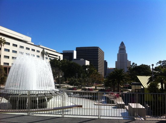 Downtown LA Walking Tours