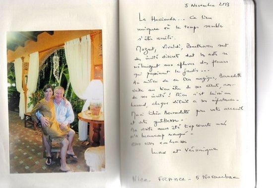 La Hacienda Rinconada: Nuestros clientes opinan