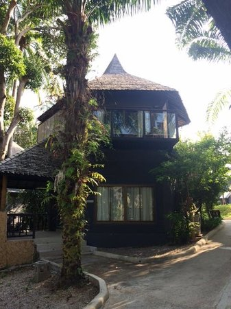 Beyond Resort Krabi: Garden villas - one up, one down, advise up.