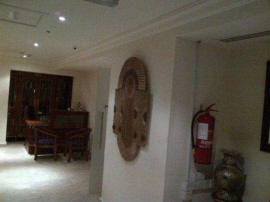 Grand Qatar Palace Hotel: restauarnt