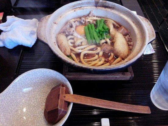 Nihashi: 味噌煮込みうどん