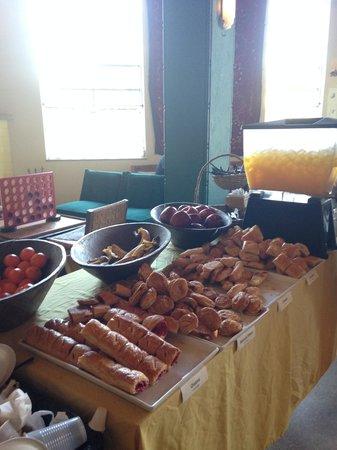 Freehand Miami: Café da manhã