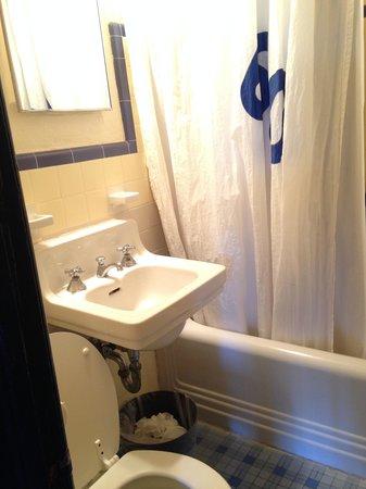 Freehand Miami : Banheiro