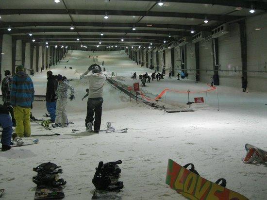 Snowplanet : pista