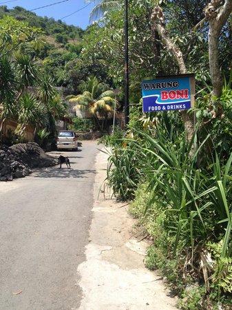 Warung Boni : Street