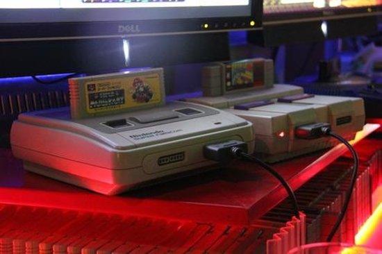 PC and Retro Bar Space Station: SNES/Super Famicom