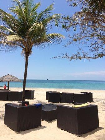 Angsana Bintan: Beach club