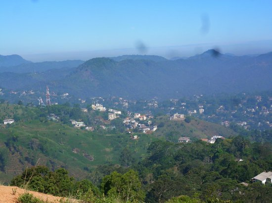 Hantana Home Stay: view from our neighbourhood