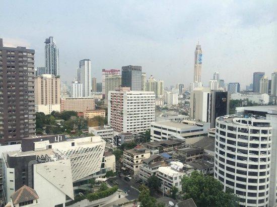 Ibis Bangkok Siam : 昼間の眺望