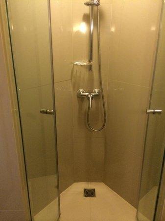 ibis Bangkok Siam Hotel : 水温がイマイチ上がらない