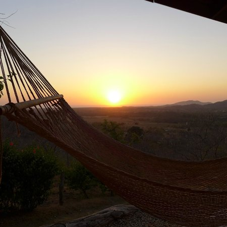 Panacea de la Montana Yoga Retreat & Spa: Hammock at my cabana