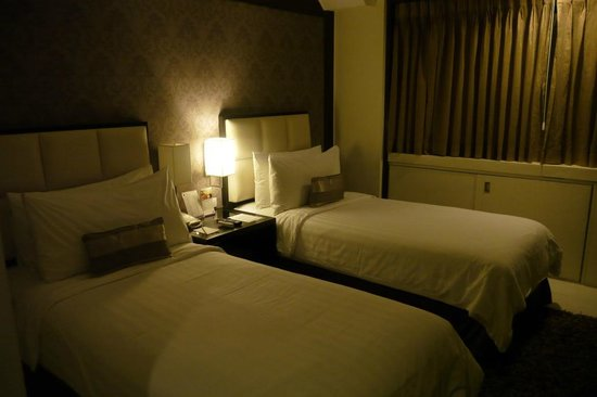 Quest Hotel and Conference Center - Cebu : 部屋