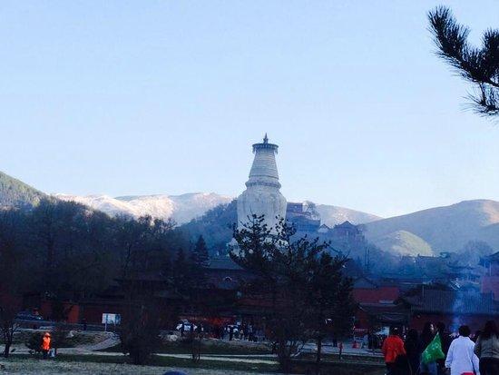 Wutai Shan (Five Terrace Mountain): Tayuan Temple