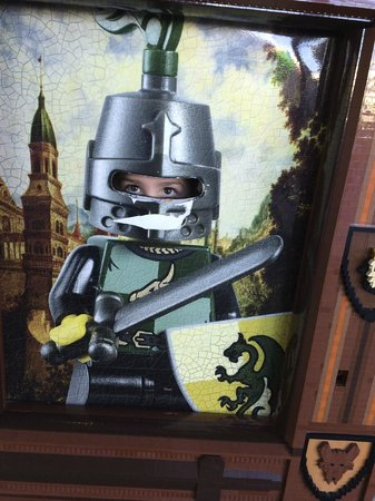 LEGOLAND California Hotel: For the knight in shining armor