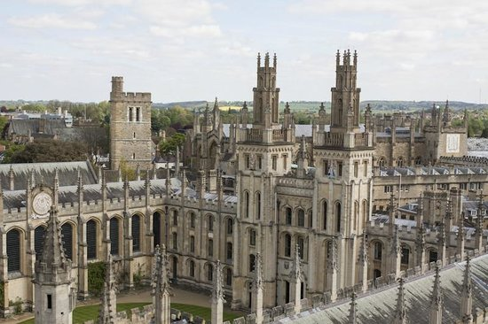 University Church of St. Mary the Virgin: All Souls College