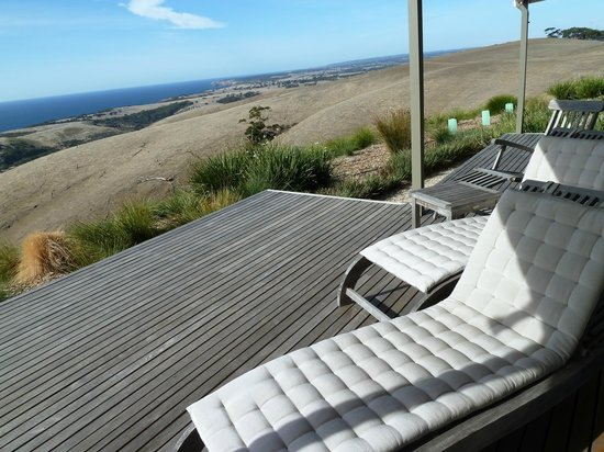 Snellings View: The gorgeous 'infinity' deck