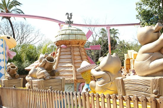 PortAventura Park: СезамоАвентура