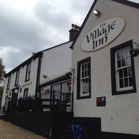 The Village Inn: Great place