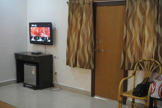 Sukhsagar Gir Resort: STANDARD AC ROOM